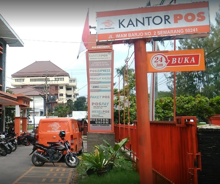Jam Buka Kantor Pos Tanjungsari